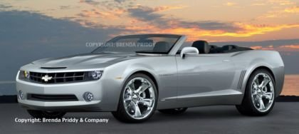 Preview: Chevrolet Camaro Concept Convertible