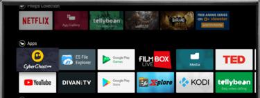 Android TV ya es Android 10 y promete actualizarse más y más rápido con Project Treble