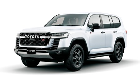 Toyota Land Cruiser 300 Gr Sport 2021 2