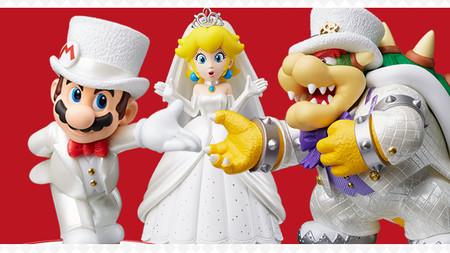 Super Mario Odyssey: todos los conjuntos y habilidades que se desbloquean con los Amiibo