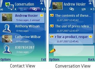 Conversation, sigue el hilo de tus mensajes
