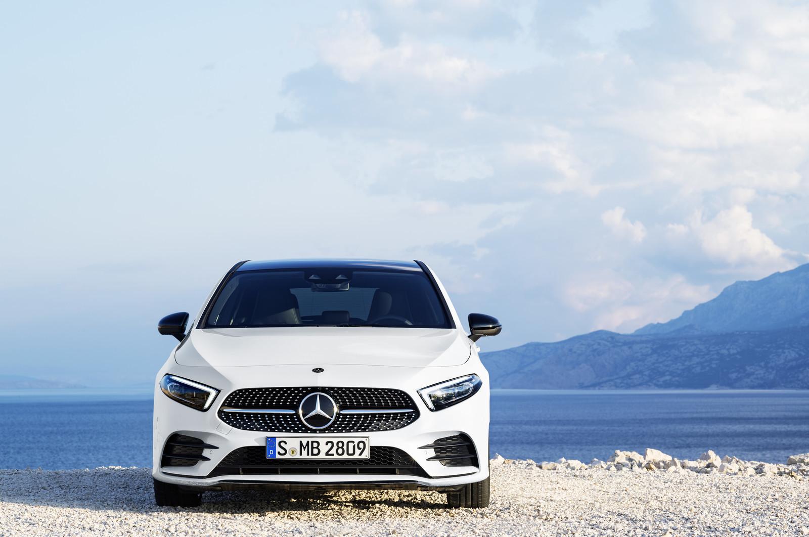 Foto de Mercedes-Benz Clase A 2018 (19/139)