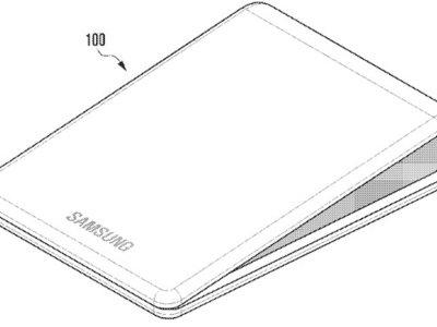 Samsung empezaría el próximo año con la presentación del Project V, un smartphone con pantalla plegable