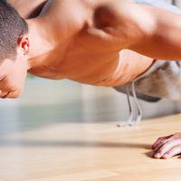 Flexiones: diferencias entre posiciones estrechas, medias y anchas