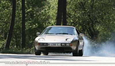 Porsche 928, retroprueba