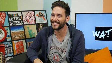 """Javier Santaolla confiesa: """"el aserejé me vuelve loco"""""""