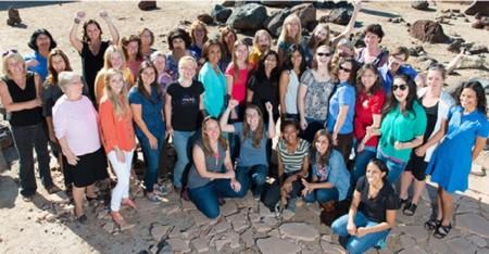 Mujeres de Marte
