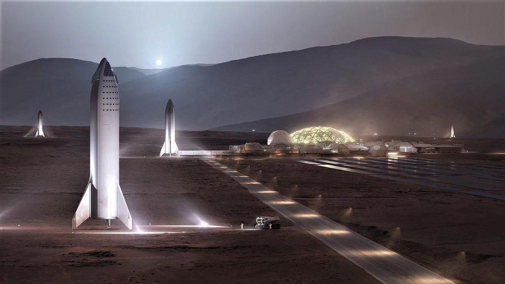 Elon Musk pronostica que el precio de un viaje a Marte será de 500.000 dólares y con billete de vuelta