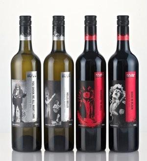 El vino de AC/DC