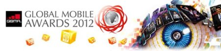 La GSMA anuncia los nominados a los Global Mobile Awards 2012