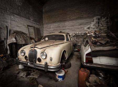 Colección clásicos abandonada Bélgica