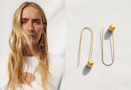 Mango lanza su primera colección de joyas bañadas en oro y se está agotando en tiempo récord