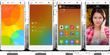 MIUI 6 disponible: busca las diferencias con iOS 7