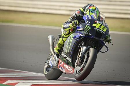 Rossi Misano Motogp 2020