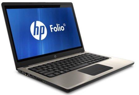 HP Folio 13, nuevo ultrabook para febrero por 999 euros