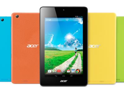 Acer pre-instalará aplicaciones de Microsoft en sus smartphone y tablets