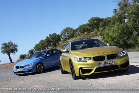 BMW M3 y M4 Coupé 2014, toma de contacto con vídeo (parte 1)