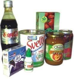 Los alimentos y bebidas light no son recomendables para los niños