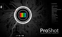 ProShot, toma el control total de la cámara de tu móvil