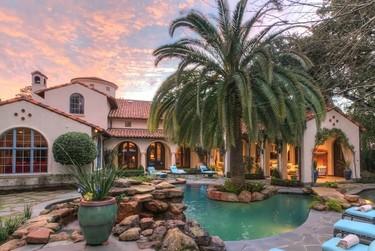No es broma, la mansión en la que se alojó Lady Gaga durante la Super Bowl cuesta 10.000 dólares la noche