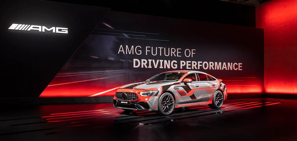 Bienvenida, electrificación: los Mercedes-AMG híbridos enchufables seguirán siendo colosales con motores V8 y superando los 800 CV