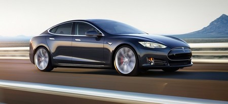 Tesla Model S California