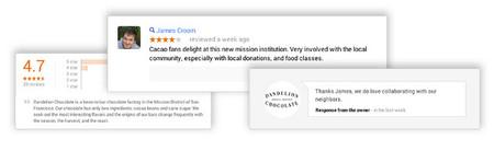 Google Place añade la posibilidad de contestar los comentarios para empresas