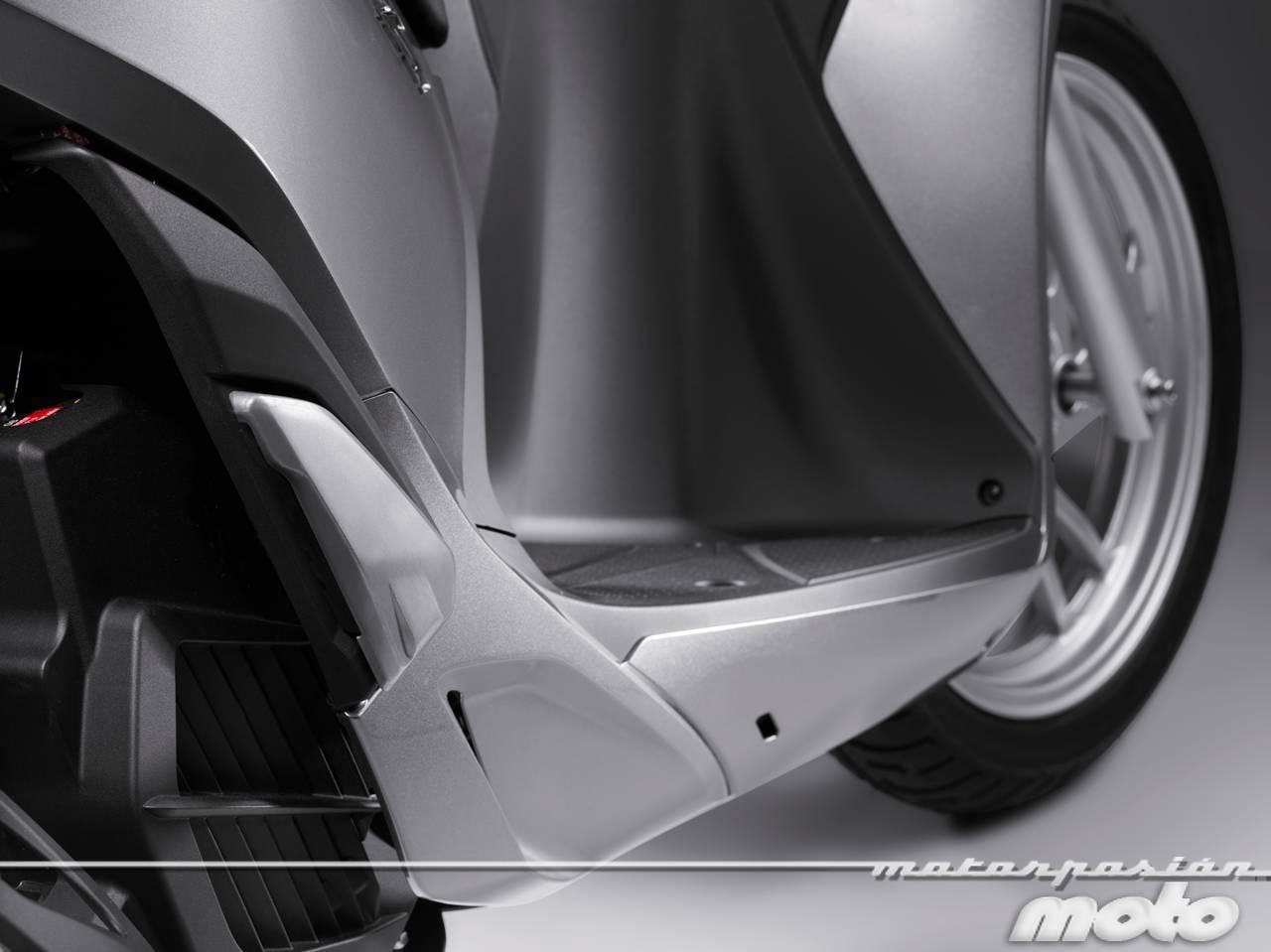 Foto de Honda Scoopy SH125i 2013, prueba (valoración, galería y ficha técnica)  - Fotos Detalles (59/81)