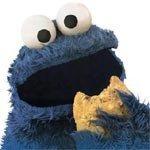 El monstruo de las galletas comerá a partir de ahora frutas y verduras