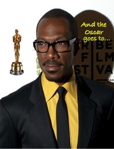 Eddie Murphy en 'and the Oscar goes to...' próximamente en sus pantallas
