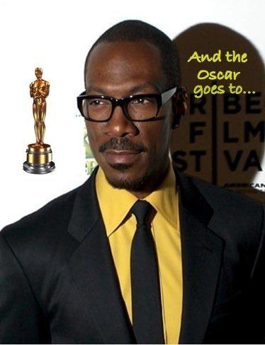 Eddie Murphy en 'and the Oscar goes to...' próximamente en sus pantallas