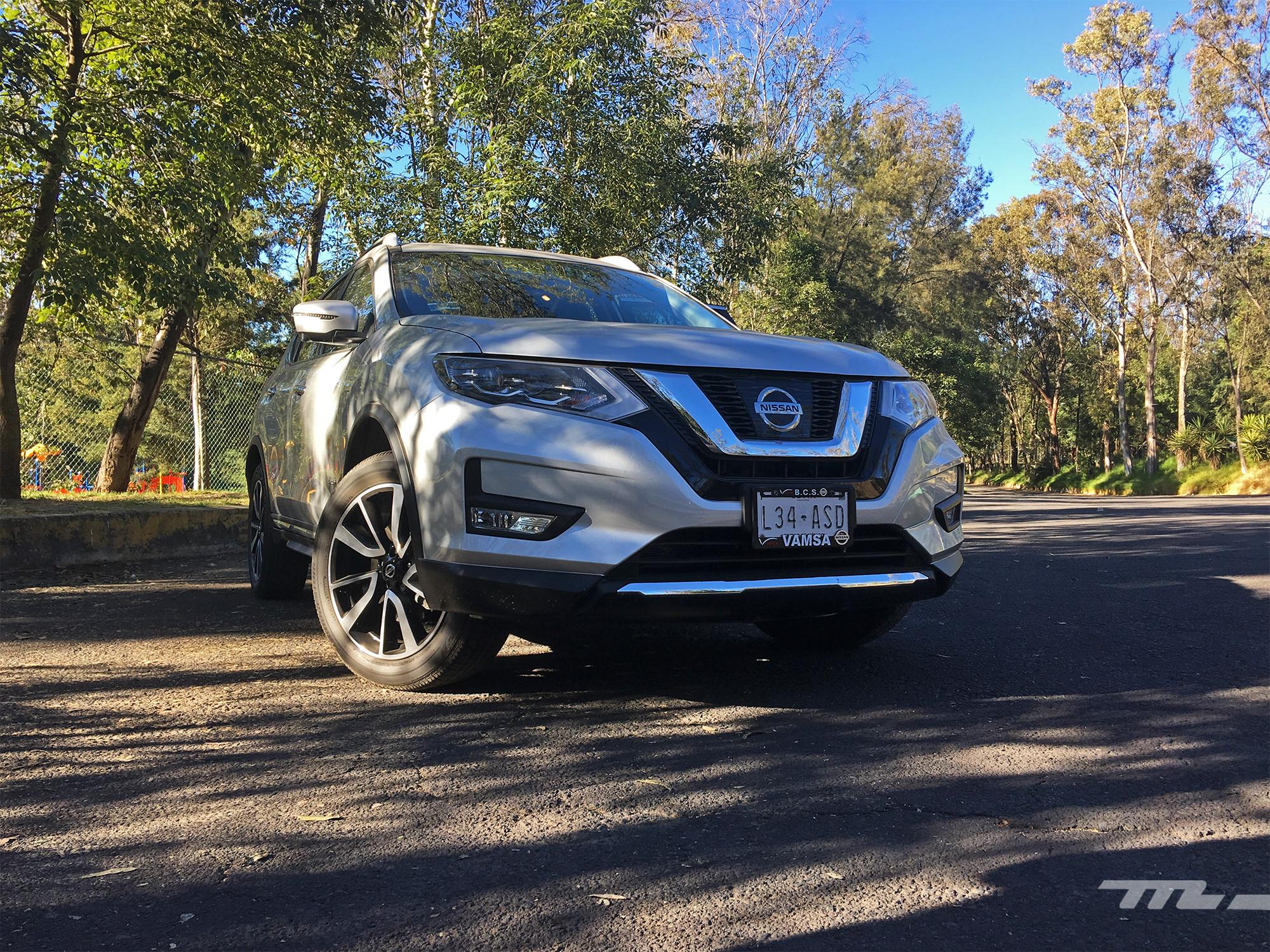 Foto de Nissan X-Trail Hybrid (1/19)