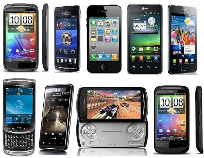 Precios smartphones verano 2011