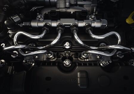 Mazda e-Skayactiv X Technical 3
