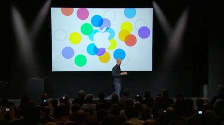 Apple keynote 10 Sept 2013