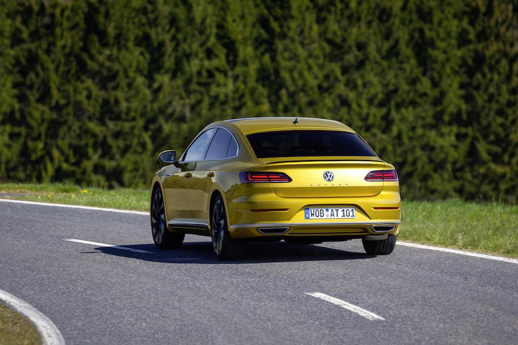 Foto de Volkswagen Arteon (5/25)