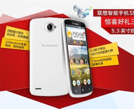 Lenovo S920 llega tal y como prometía