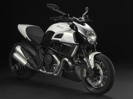 El diseño de la Ducati Diavel, partiendo de una idea y una hoja en blanco