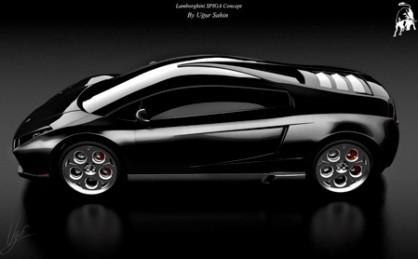 Lamborghini SPIGA