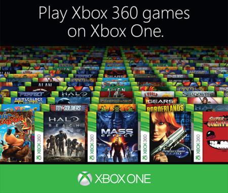 Se filtra una lista con los 77 juegos retrocompatibles con Xbox One