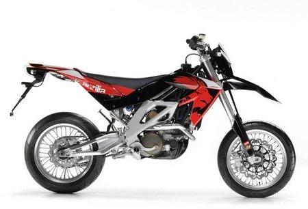 Aprilia SVX550