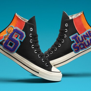 Converse celebra la nueva película de Space Jam con una nueva colección cápsula de zapatillas