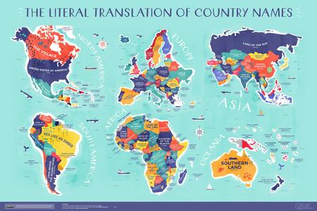 Significado Nombres Mundo