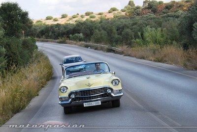 1955 Cadillac 62 Convertible, retroprueba
