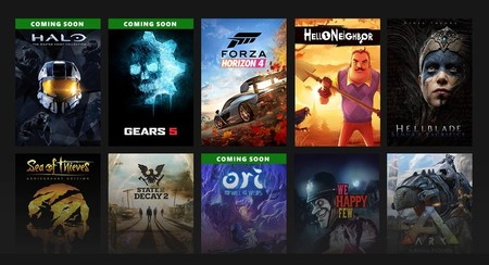 Xbox Game Pass Pc Mexico Juegos