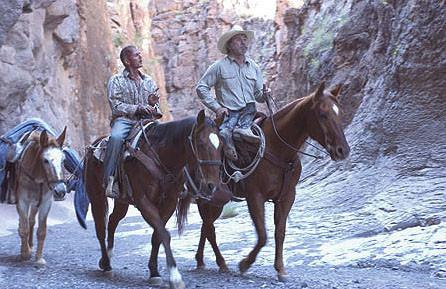 'Los Tres Entierros de Melquiades Estrada', gran ópera prima de Tommy Lee Jones
