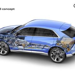 Foto 8 de 39 de la galería audi-q8-concept en Motorpasión