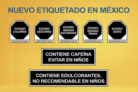 Bn Etiquetado Mx Nuevo Fondo Amarillo