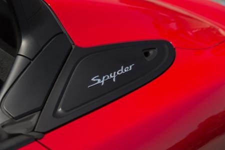 Porsche Boxster Spyder Toma Contacto 12