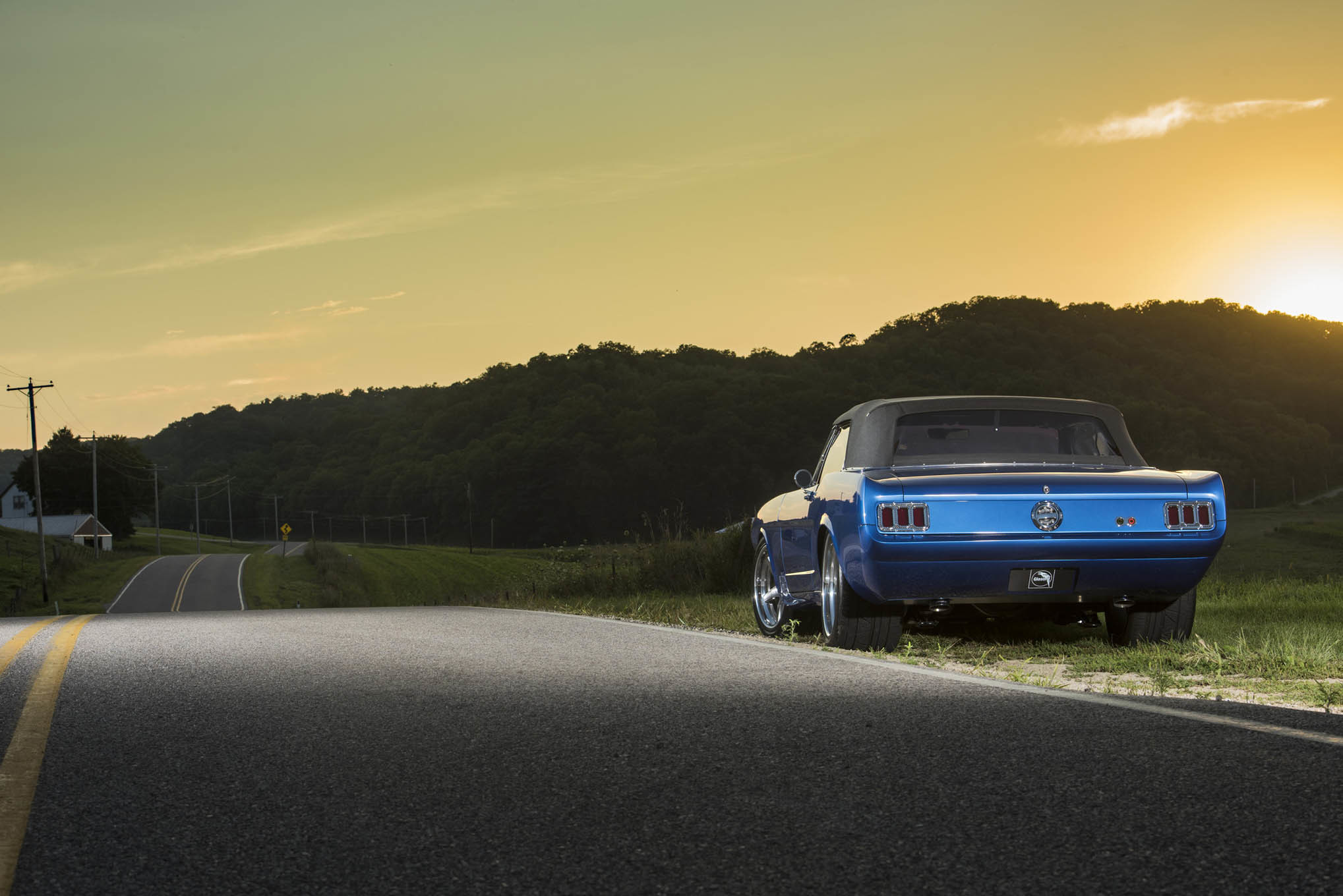 Foto de Ford Mustang 1965 Ballistic (1/12)